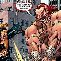 Brigadoom. Image © DC Comics