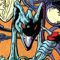 Chaq. Image © DC Comics