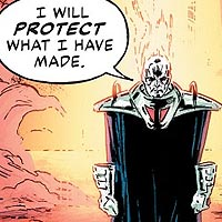 Dominus. Image © DC Comics