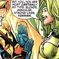 Emerald Empress. Image © DC Comics