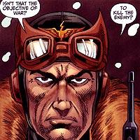 Enemy Ace. Image © DC Comics