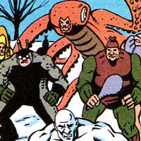 Eurocrime. Image © DC Comics
