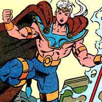 Ewald. Image © DC Comics