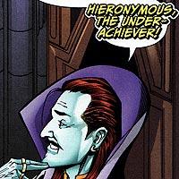 Hieronymous. Image © DC Comics