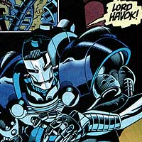 Lord Havok III. Image © DC Comics