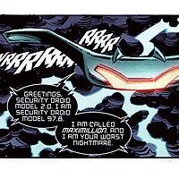 Maximillion. Image © DC Comics