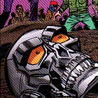 Metallo. Image © DC Comics