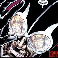 Black Lantern Corps. Image © DC Comics