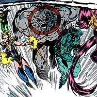 New Extremists. Image © DC Comics