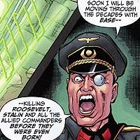 Doctor Nishtikeit. Image © DC Comics