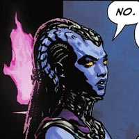 Omnizon. Image © DC Comics