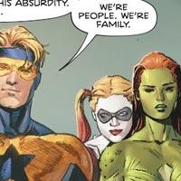 Poison Ivy. Image © DC Comics