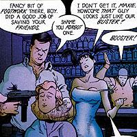 Power Posse. Image © DC Comics