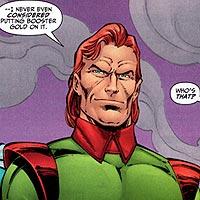 Rex Hunter. Image © DC Comics