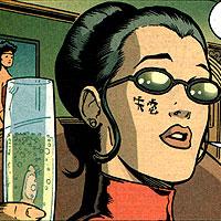 Roulette. Image © DC Comics