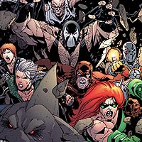 Secret Six. Image © DC Comics
