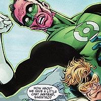 Sinestro. Image © DC Comics