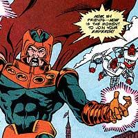 Sonar. Image © DC Comics