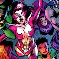 Star Sapphires. Image © DC Comics