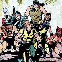 Suicide Squad. Image © DC Comics
