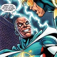 Supernova III. Image © DC Comics
