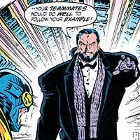 Vandal Savage. Image © DC Comics