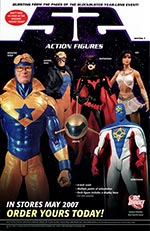 52 Action Figures. Image © DC Comics