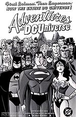 Adventures in the DC Universe. Image © DC Comics