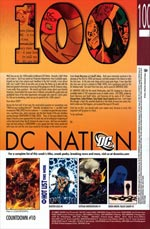 DC Nation: February 13, 2008. Image © DC Comics