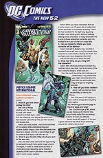 Justice League International Q&A. Image © DC Comics
