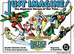 Secret Origins 33-35 (JLI). Image © DC Comics