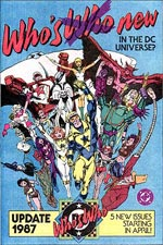 Who's Who Update '87. Image © DC Comics