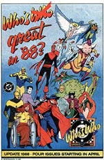 Who's Who Update '88. Image © DC Comics