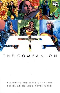 52: The Companion 1.  Image Copyright DC Comics