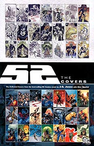 52: The Covers 1.  Image Copyright DC Comics
