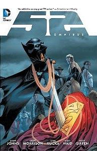 52 Omnibus, Vol. 1, #1. Image © DC Comics