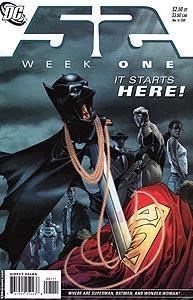 52, Vol. 1, #1. Image © DC Comics