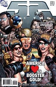52, Vol. 1, #2. Image © DC Comics