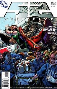 52, Vol. 1, #5. Image © DC Comics