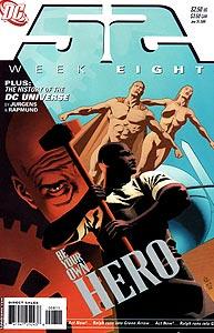 52, Vol. 1, #8. Image © DC Comics