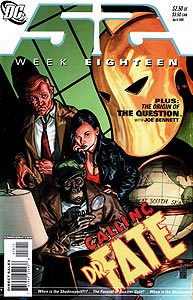 52, Vol. 1, #18. Image © DC Comics