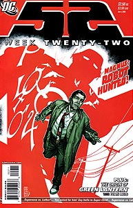 52, Vol. 1, #22. Image © DC Comics
