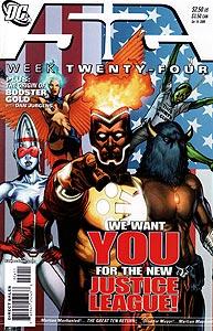 52, Vol. 1, #24. Image © DC Comics