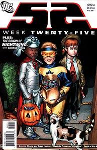 52, Vol. 1, #25. Image © DC Comics