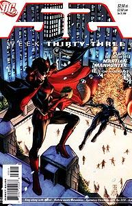 52, Vol. 1, #33. Image © DC Comics
