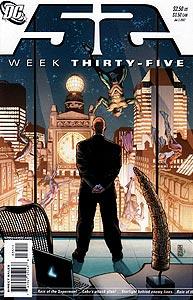 52, Vol. 1, #35. Image © DC Comics