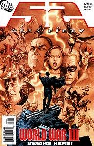 52, Vol. 1, #50. Image © DC Comics