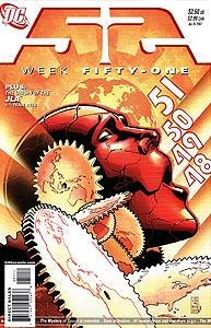 52, Vol. 1, #51. Image © DC Comics