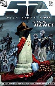 52, Vol. 1, #52. Image © DC Comics