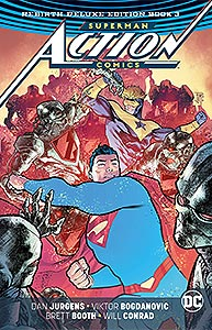Superman: Action Comics: The Rebirth Deluxe Edition, Vol. 1, #3. Image © DC Comics